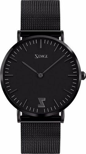 Zegarek Zemge damski Classic ZC0503W czarny 36mm