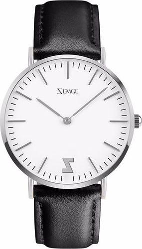 Zegarek Zemge damski Classic ZC0604W biały 36mm