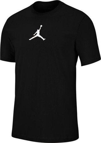 Jordan  Koszulka męska Jumpman Dri-FIT czarna r. S (BQ6740-010)