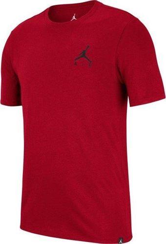 Jordan  Koszulka męska Jumpman Embroidered bordowa r. XXL (AH5296-687)