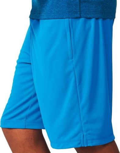 Adidas Spodenki męskie Climachill Sho niebieskie r. XS (AJ0979)