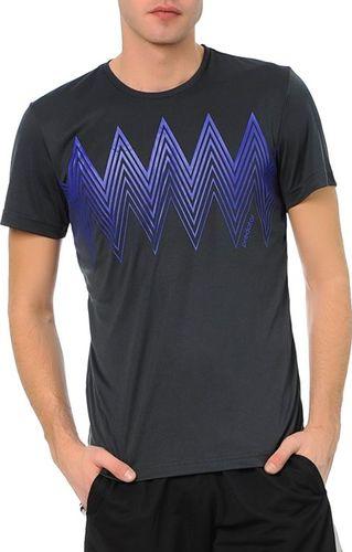 Adidas Koszulka męska ND Pre Poly Tee grafitowa r. S (M35810)