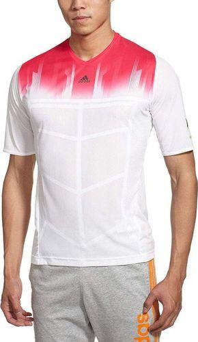 Adidas Koszulka męska ND AZF50 Me Trg Te biała r. S (D85216)
