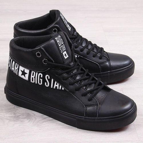 Big Star Buty męskie EE174339 czarne r. 40