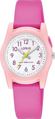 Zegarek Lorus Dziecięcy zegarek Lorus z podświetleniem R2389MX9 uniwersalny