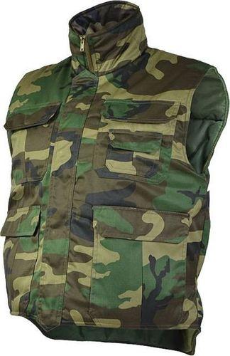 Mil-Tec Kamizelka męska Ranger Woodland r. XL