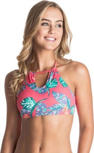 Roxy Bikini góra Crop Halter różowe r. XL (ARJX303173-MLR6)