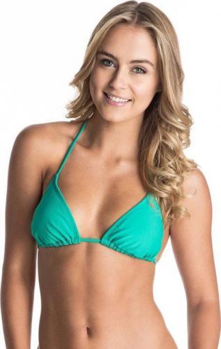 Roxy Bikini góra Tiki Tri zielone r. XL (ARJX303080-NJG0)