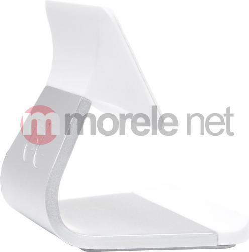 Stojak BlueLounge Milo smartfon aluminium biały (MO-AL-WH-EU)