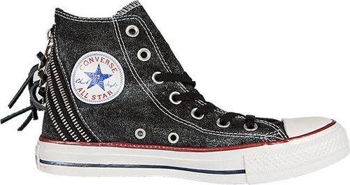 Converse Buty damskie Chuck Taylor Tri Zip Hi czarne r. 36.5 (545019F)