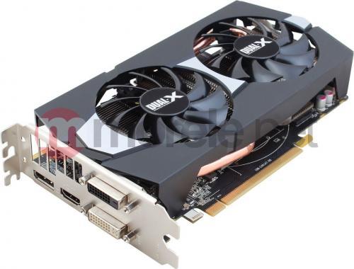 Karta graficzna Sapphire Radeon R9 270, 2GB GDDR5 (256-Bit), HDMI, 2xDVI, DP, LITE, OC VERSION (11220-00-20G)