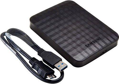 Dysk zewnętrzny Samsung M3 Portable, 2TB (STSHX-M201TCB)