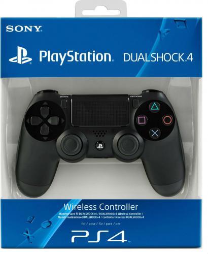 Gamepad Sony DualShock 4 (9211983)