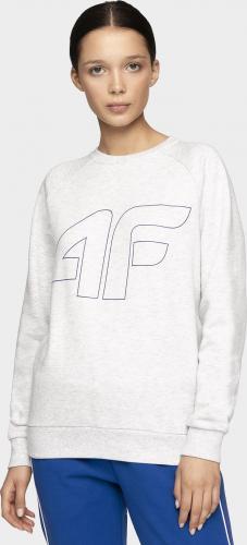 4f Bluza damska H4Z19-BLD001 biała r. L
