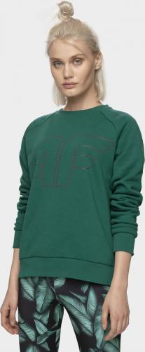 4f Bluza damska H4Z19-BLD001 zielona r. XL
