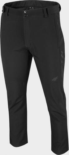 4f Spodnie męskie H4Z19-SPMT001 czarne r. XL