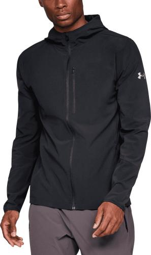 Under Armour Kurtka męska Outrun the Storm Jacket czarna r. L