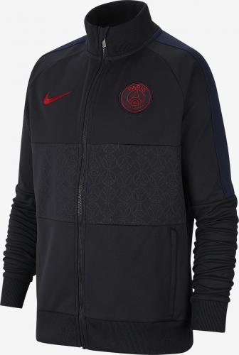 Nike Bluza dziecięca Psg I96 Jkt grafitowa r. M (AO6433-081)