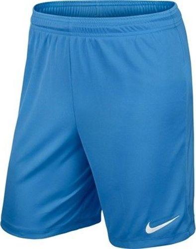 Nike Spodenki Nike Park II Knit Boys 725988 412 725988 412 niebieski S (128-137cm)