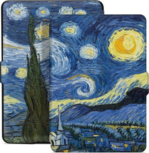 Pokrowiec Tech-Protect Smartcase Kindle 10 2019 Starry Night
