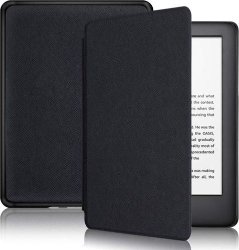 Pokrowiec Tech-Protect  Smartcase Kindle 10 2019 Black
