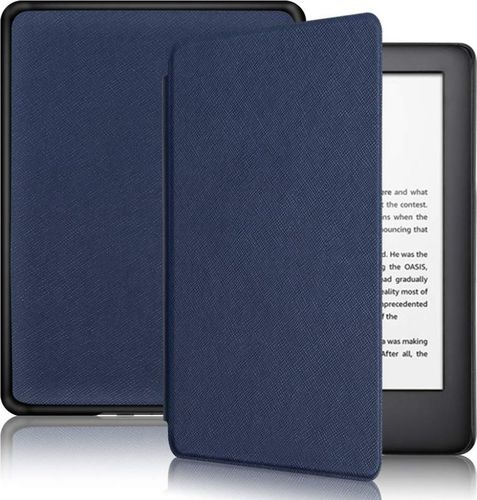 Pokrowiec Tech-Protect Smartcase Kindle 10 2019 Navy