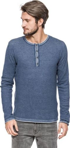 Tom Tailor TOM TAILOR MODERN PLATED HENLEY 3019662.00.10 COL. 1000 S