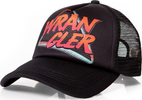 Wrangler WRANGLER TRUCKER CAP BLACK W0M369101 ONE SIZE