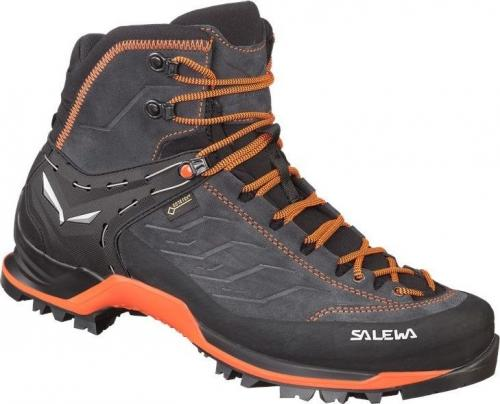 Salewa Buty męskie Ms Mtn Trainer Mid Gtx Asphalt/Fluo Orange r. 41 (63458-985)
