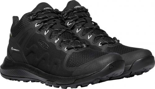 Keen Buty damskie Explore Mid Wp Black/Star White r. 36 (1021646)
