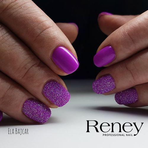Reney Cosmetics Lakier hybrydowy Reney Elegance 019 10ml uniwersalny