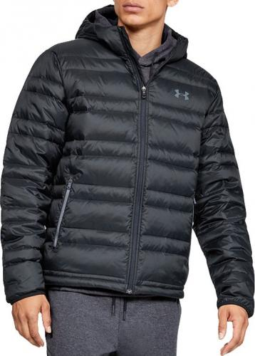 Under Armour Kurtka męska Down Hooded Jacket czarna r. XL (1342738-001)