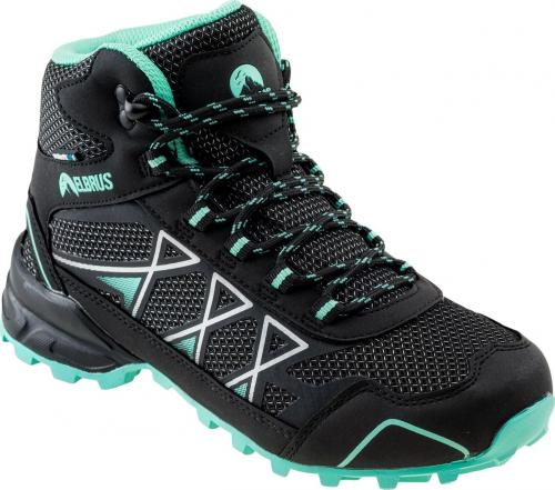 Elbrus Buty damskie Dimas Mid Wp Wo's Black/Biscay Green r. 40