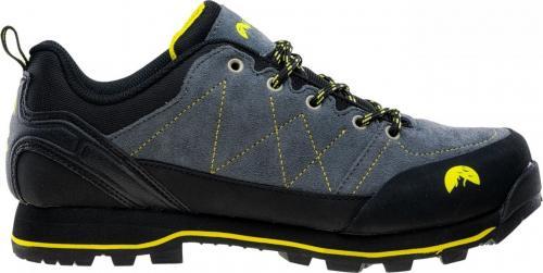 Elbrus Buty męskie Tilbur Steel Grey/Black/Lime r. 44