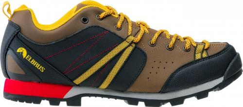 Elbrus Buty męskie Togato Brown/Black/Yellow r. 41