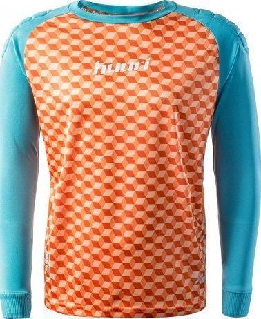 Huari Bluza dziecięca Nuevos Junior Blouse Gk Orange Tiger/scuba Blue r. 110