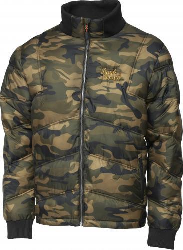 Prologic Bank Bound Bomber Camo Jacket - roz. M (64531)