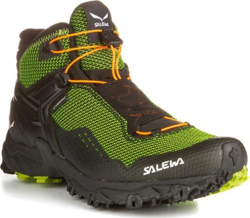 Salewa Buty męskie Ms Ultra Flex Mid Gtx Cactus/Fluo Orange r. 41 (64416-5326)