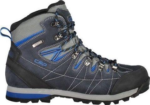 Campagnolo (CMP) Buty męskie Arietis Trekking Shoes Wp Black/Blue r. 46 (38Q9987-N950)