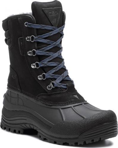 Campagnolo (CMP) Buty męskie Kinos Snow Boots Wp Nero r. 46 (3Q48867-U901)