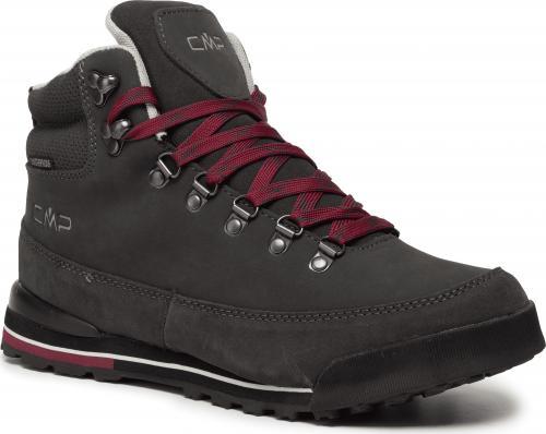 Campagnolo (CMP) Buty męskie Heka Hiking Shoes Wp Arabica-Syrah r. 46 (3Q49557-68BN)