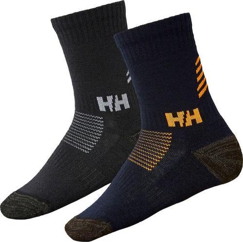 Helly Hansen Skarpety męskie Lifa Merino 2-Pack Socks Navy r. 35-38
