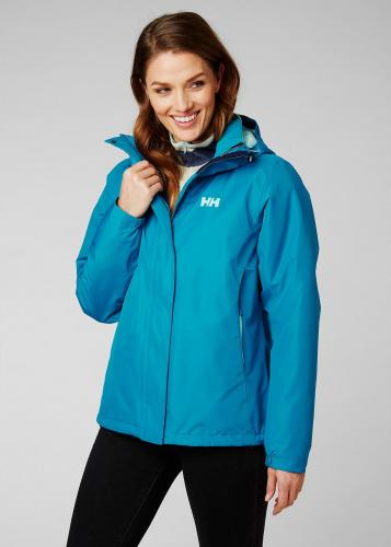 Helly Hansen Kurtka damska Squamish 2.0 Cis Jacket Blue Wave r. L