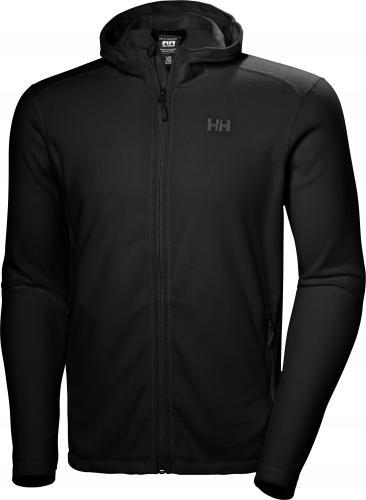 Helly Hansen Polar męski Daybreaker Hooded Fleece Jacket Black r. M