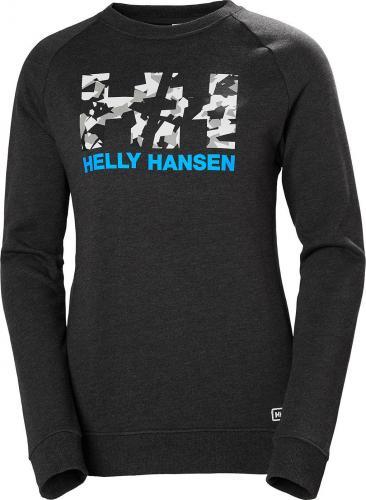 Helly Hansen Bluza damska F2F Ebony r. L