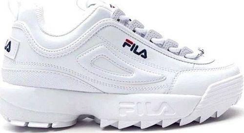 FILA Buty damskie Disruptor White r. 40 (1010302-1FG)