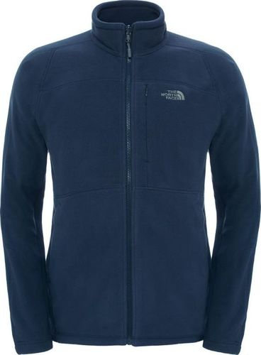 The North Face Polar męski 200 Shadow Full Zip granatowa r. L (T92UAOH2G)