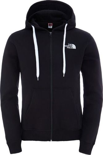 The North Face Bluza męska Open Gate Fullzip Hoodie czarna r. M (T0CG46KY4)