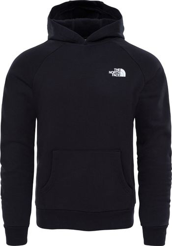 The North Face Bluza męska Raglan Redbox czarna r. XL (T92ZWUJK3)