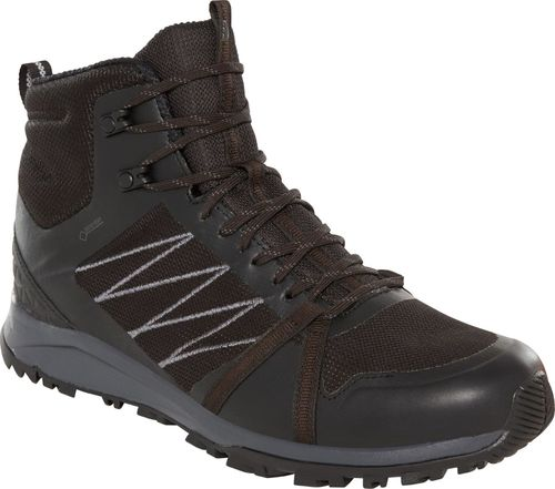 The North Face Buty męskie Litewave Fastpack 2 czarne r. 40 (T93REBCA0)
